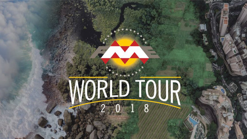Dotic participe au prochain FME World Tour
